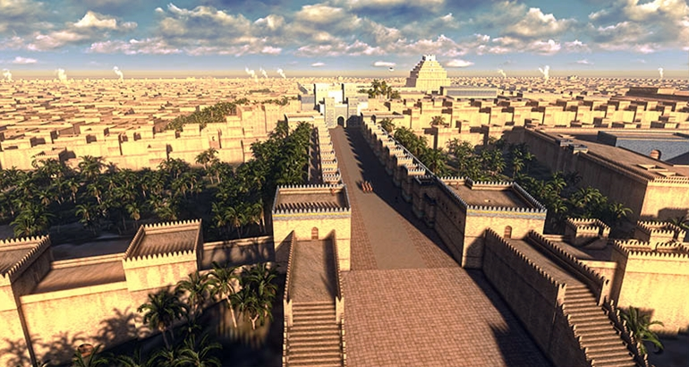 """A Babilônia foi uma grande cidade e um império que perseguiu o povo de Deus, conquistou os povos do mundo impondo suas ideologias, religião, imoralidade e estilo de vida no mundo antigo. Em Apocalipse dezoito, ela é o símbolo dos valores pecaminosos deste mundo, o que chamamos de """"mundanismo"""". Tais valores são vistos claramente nas cidades, especialmente nos grandes centros urbanos. Na época dos primeiros cristãos, a cidade de Roma era o grande paradigma destes valores."""