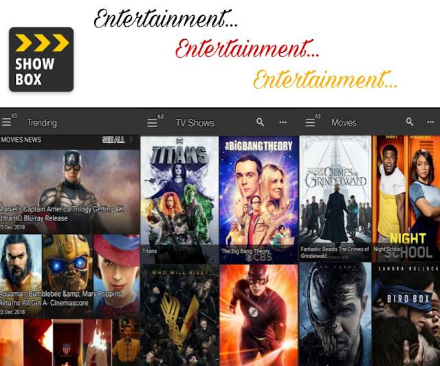 Watch Latest film's