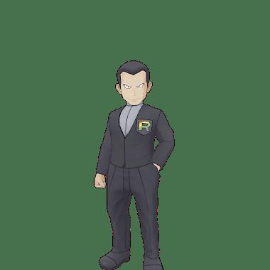 Sakaki (Pokémon) (Pokémon Red & Green)