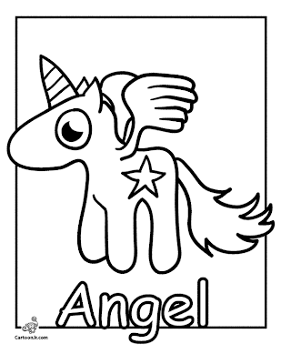 moshling coloring pages online | Pig Coloring Pages Free – Colorings.net