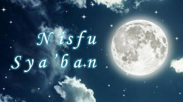 doa nisfu syaban dan latinnya - amalan nisfu syaban menurut sunnah