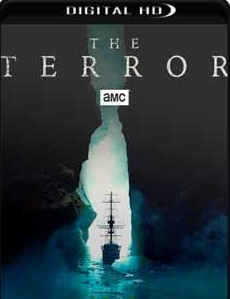 The Terror 2018 – 1ª Temporada Torrent Download – HDTV / WEB-DL 720p e 1080p Dual Áudio