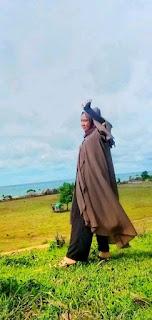Keindahan Laut Pantai Wane Bima Nusa Tenggara Barat