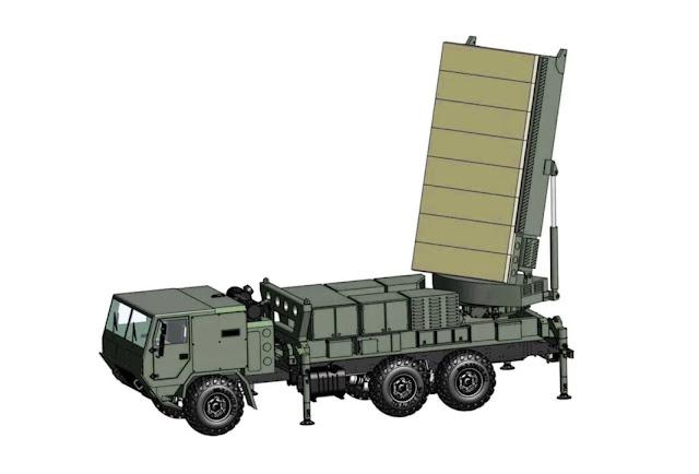 Ukraina phát triển Radar đa nhiệm