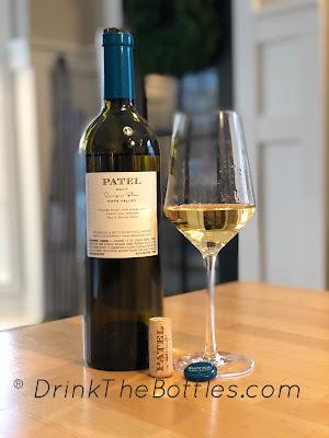 2017 Sauvignon Blanc Patel Winery