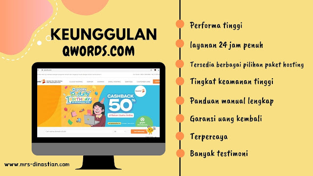 Keunggulan Qwords.com