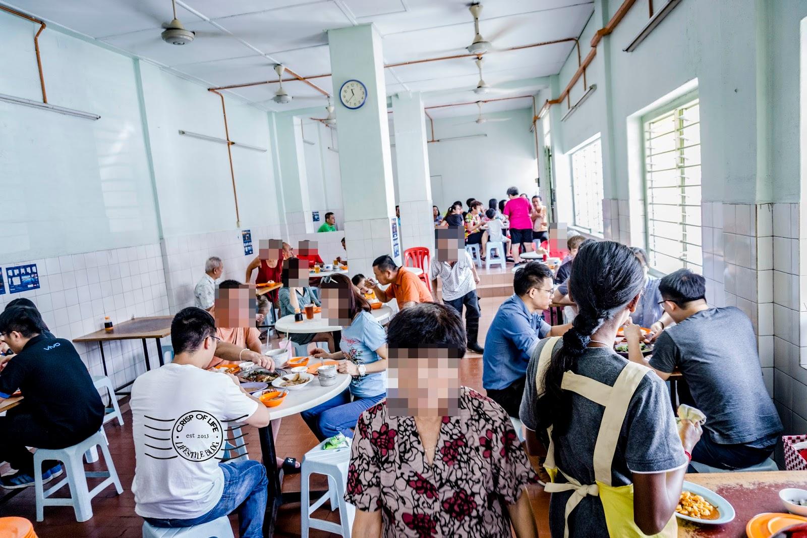 Sin Yik Wah Restaurant 传统自家制烧肠新益华餐厅
