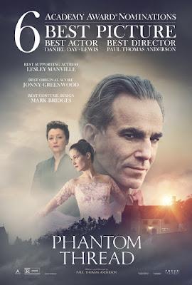 Phantom Thread Poster