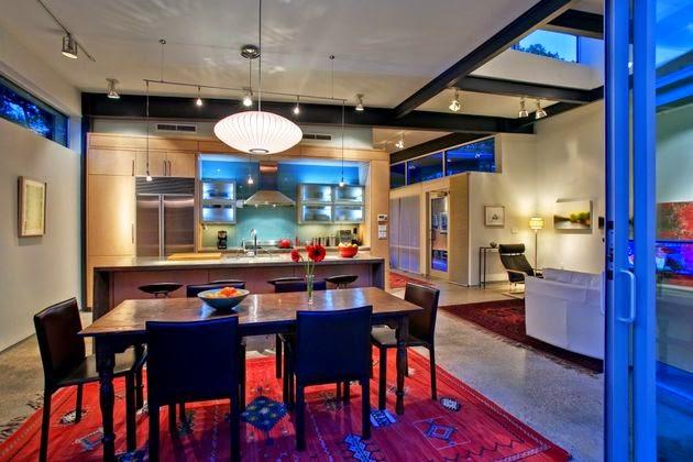 Gaya Sederhana Rumah Modern dan Stylish