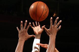 Salto inicial baloncesto