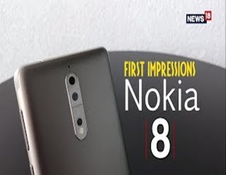 Nokia 8 First Impressions Review | Nokia's Flagship Phone For 2017