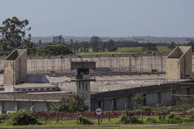 Tentativa de fuga é registrada na Penitenciária 2 de Presidente Venceslau