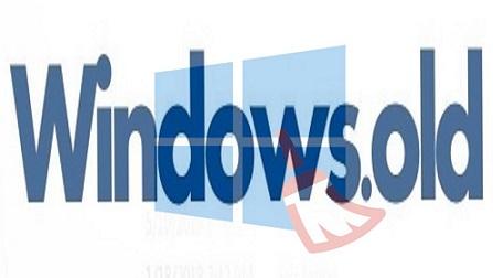 توفير مساحة 15 جيجابايت من القرص الصلب بحذف ملف windows old