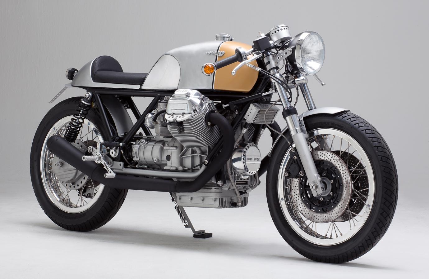 racing caf moto guzzi le mans iii maschine 7 by kaffeemaschine. Black Bedroom Furniture Sets. Home Design Ideas