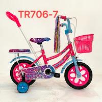 Sepeda Mini anak trendy kids city bike
