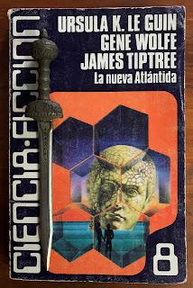 Portada del libro La nueva Atlántida, de varios autores