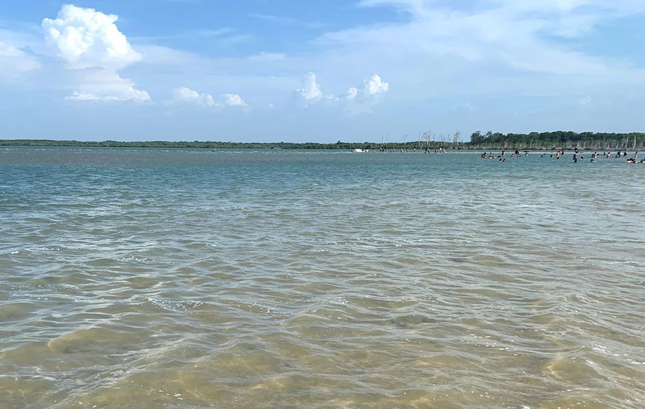 piscina natural de agua do mar