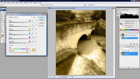 Photoshop CS3 screenshot 4