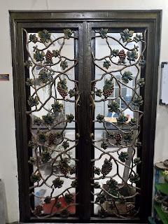 pintu besi tempa, pintu head besi tempa, pintu double besi tempa (10)