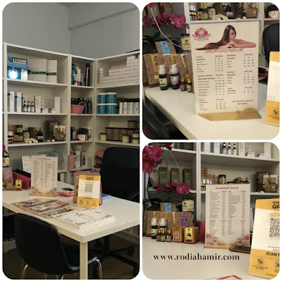 SCENTUAL BEAUTY Muslimah Hair & Beauty Spa Wangsa Melawati