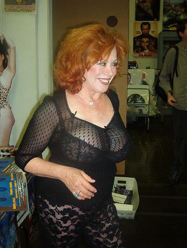 Nude older latin women