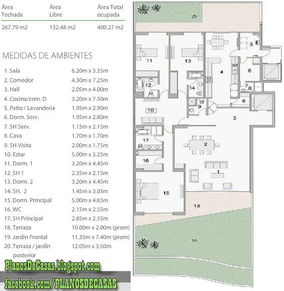 Planos de casa dormitorios con ba o propio planos de for Cuarto 3x3 metros