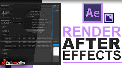Como Renderizar con After Effects CC - Trucos After Effects