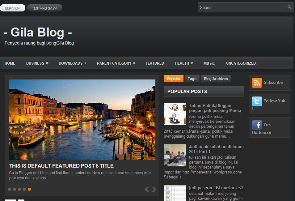 blog Anto