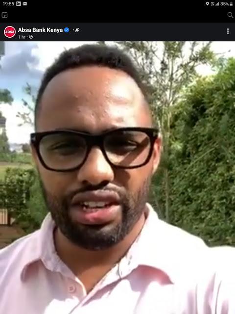 iProspect Kenya CEO Joel Rao