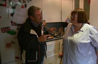 Alan in Kath's Kitchen