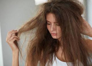 merawat rambut yang benar