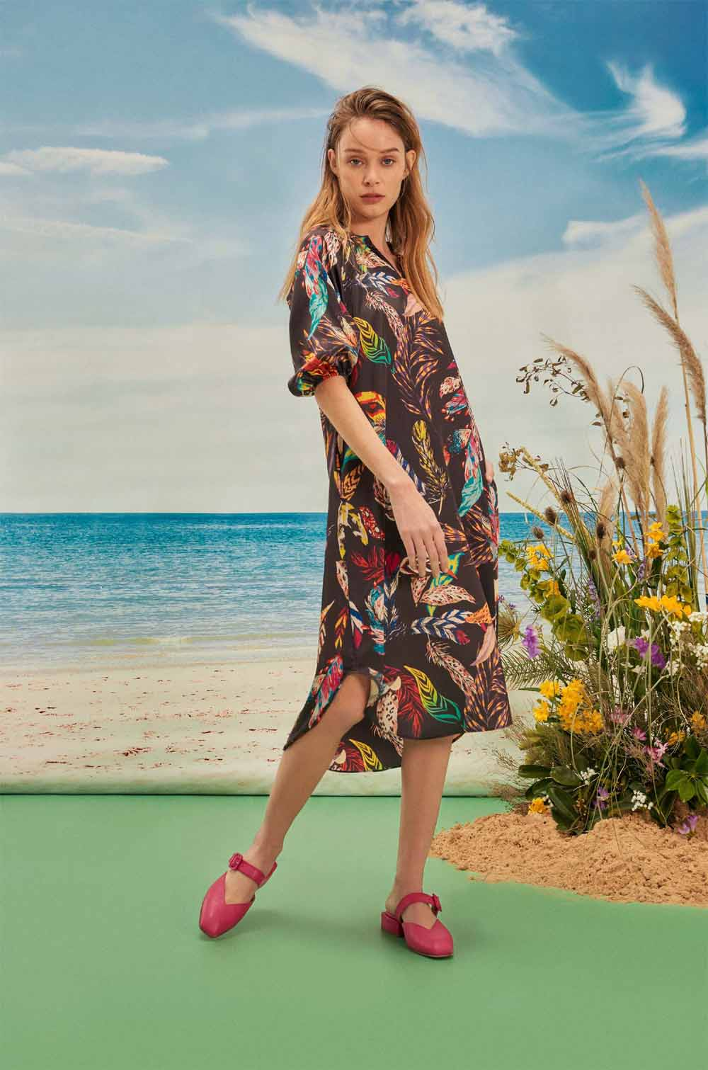 vestidos primavera verano 2021 moda mujer