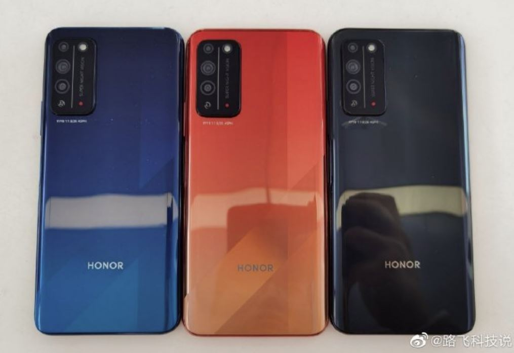 Honor X10 hands on video has been leaked