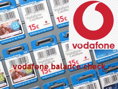 Vodafone Balance Kaise Check Kare | Vodafone All Ussd Code