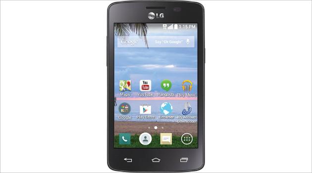 LG Luncurkan Smartphone Android Termurah di Dunia