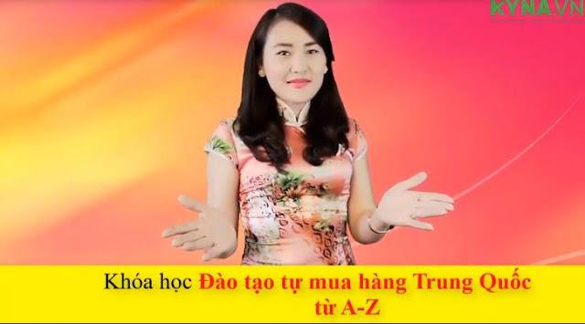 """""""Tự mua hàng Trung Quốc từ A-Z"""" quá dễ dàng cùng KYNA"""