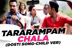 Tararampam Chala - Dosti Song (Child Version)