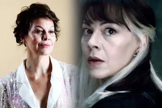 Helen McCrory played Narcissa Malfoy in the Harry Potter movies