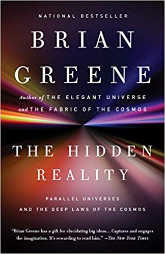 The Hidden Reality front cover