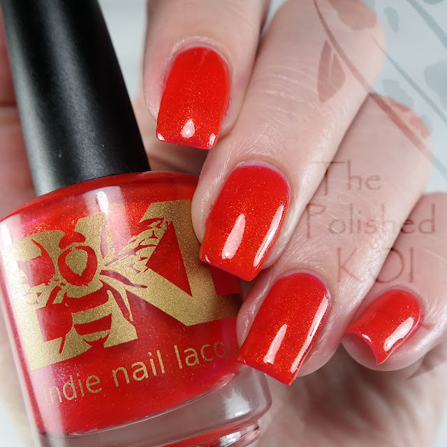 Bee's Knees Lacquer - Pyrokinesis