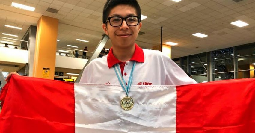 Perú gana el primer lugar en Olimpiada Iberoamericana de Matemáticas