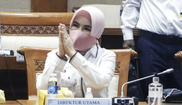 Bos Pertamina Buat Pimpinan DPR Geram, Dijawab Dong Ibu!