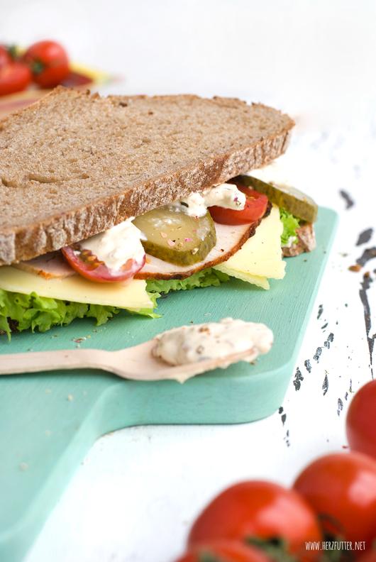 Rezepte für belegte Brote