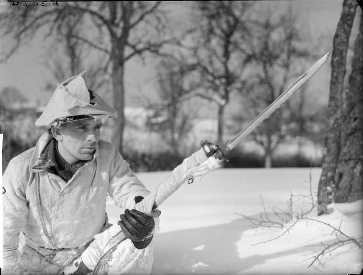 4 February 1940 worldwartwo.filminspector.com 2d East Yorkshire Regiment snow gear