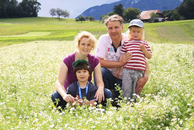 Lukas und Daniela Studer vom Alpfelenhof, Attiswil BE:  «Die Bio-Bewirtschaftung gibt uns viel zurück»