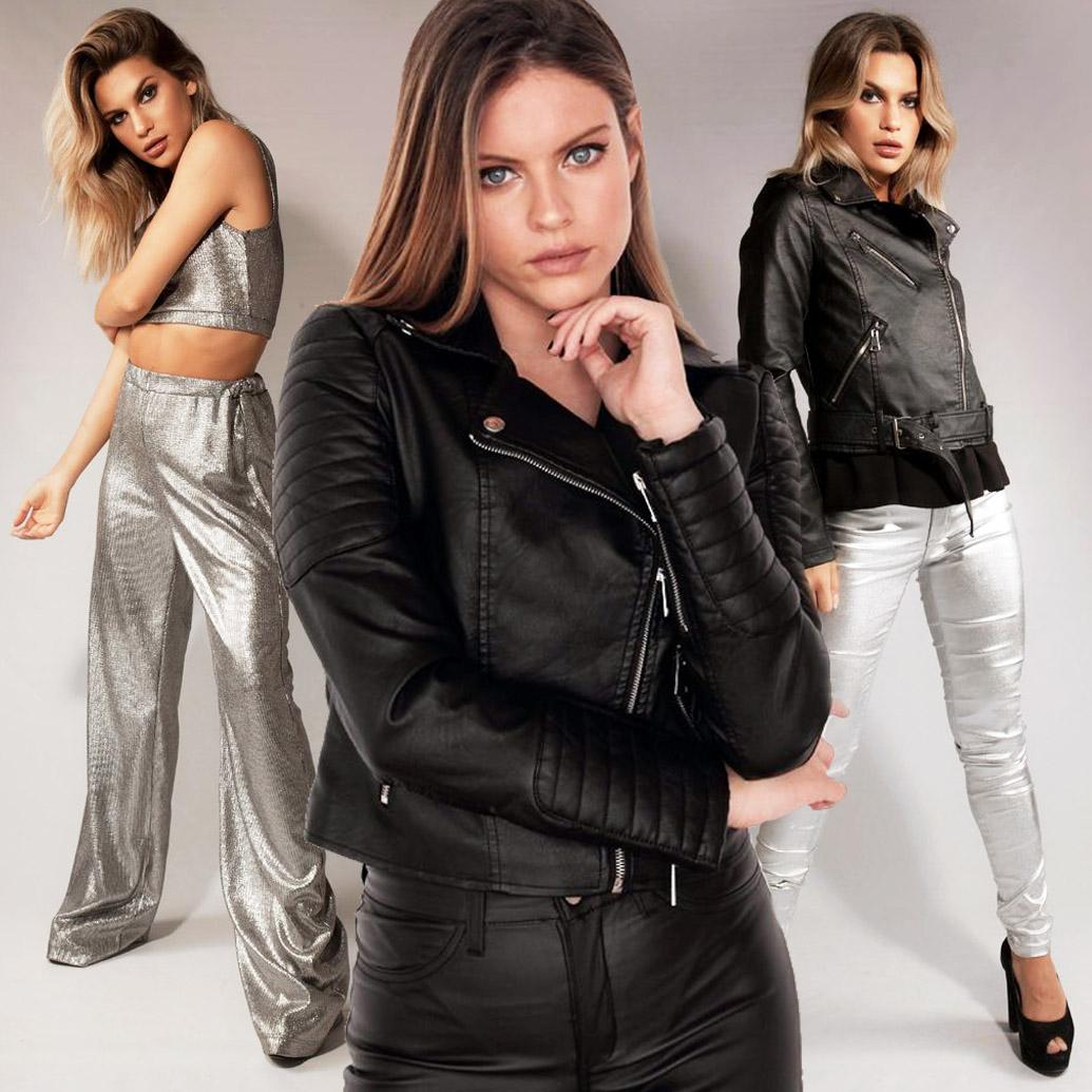 Moda Otono Invierno 2021 Argentina Moda Y Tendencias En Buenos Aires Moda Invierno 2020 Estilo Juvenil En Tops Pantalones Y Camperas Engomadas En El Invierno 2020 De Love This