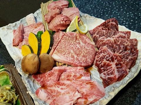 【别府美食】Usagi to Tora Honke @ Beppu うさぎととら 韩式烤肉店| 高品质丰后和牛、 黑毛和牛肉片!
