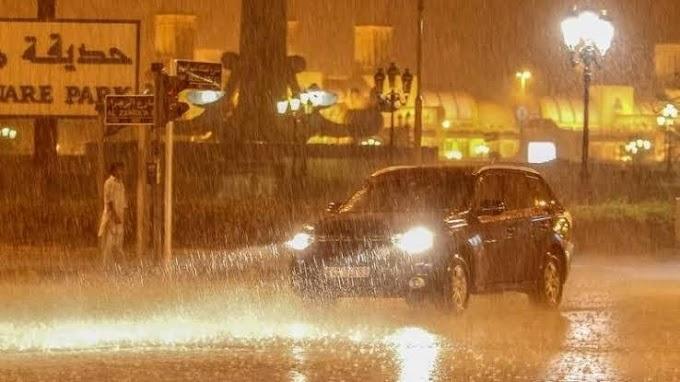Dubai Creates Artificial Rain To Tackle Heatwave (video)