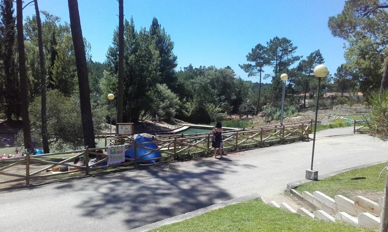 Zona Fluvial dos Olhos da Provença
