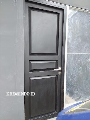 Daftar Harga Pintu Panel Besi, Pintu Rumah Besi, Stainless [ Harga Upadate April 2021 ]